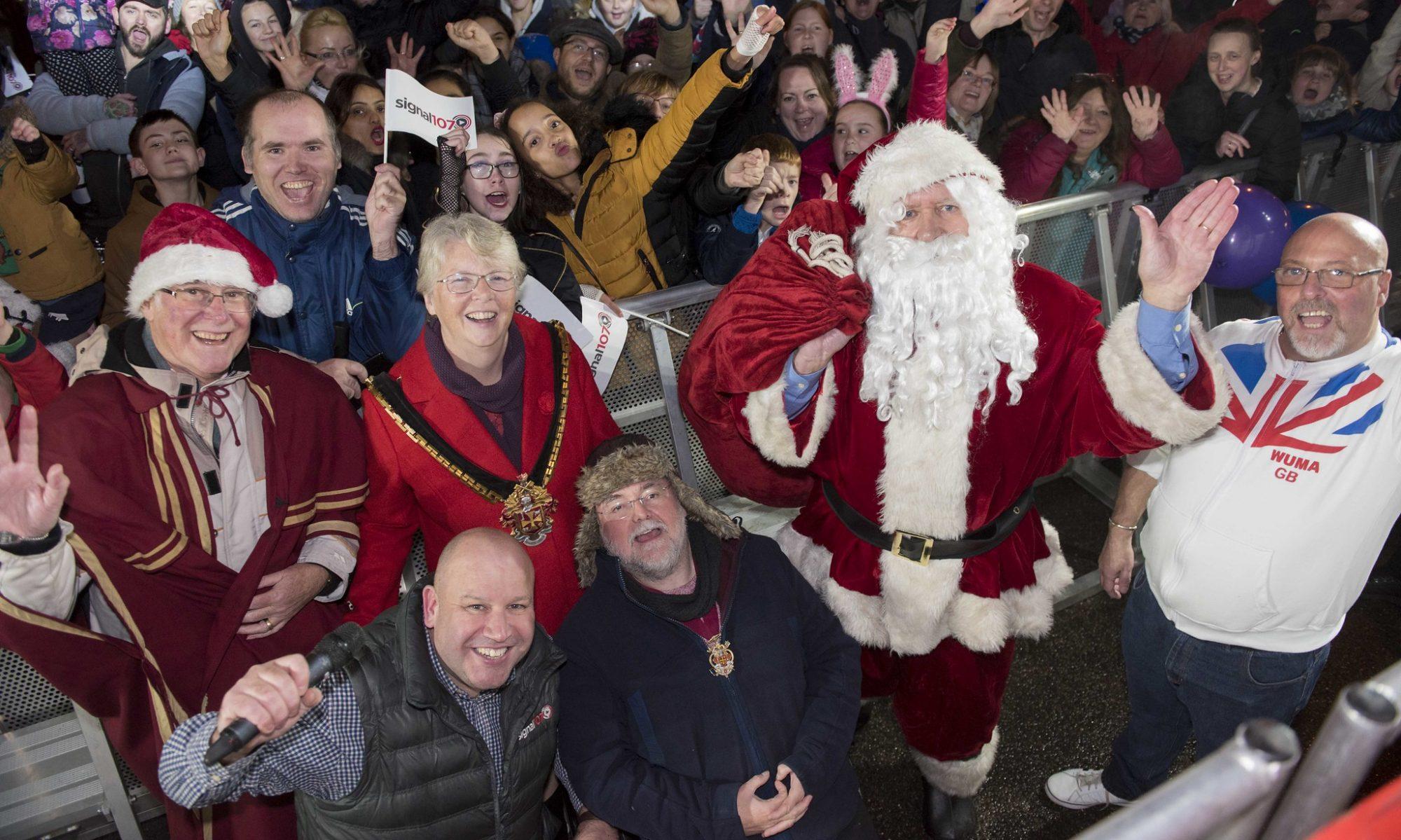 Wolverhampton Santa Claus